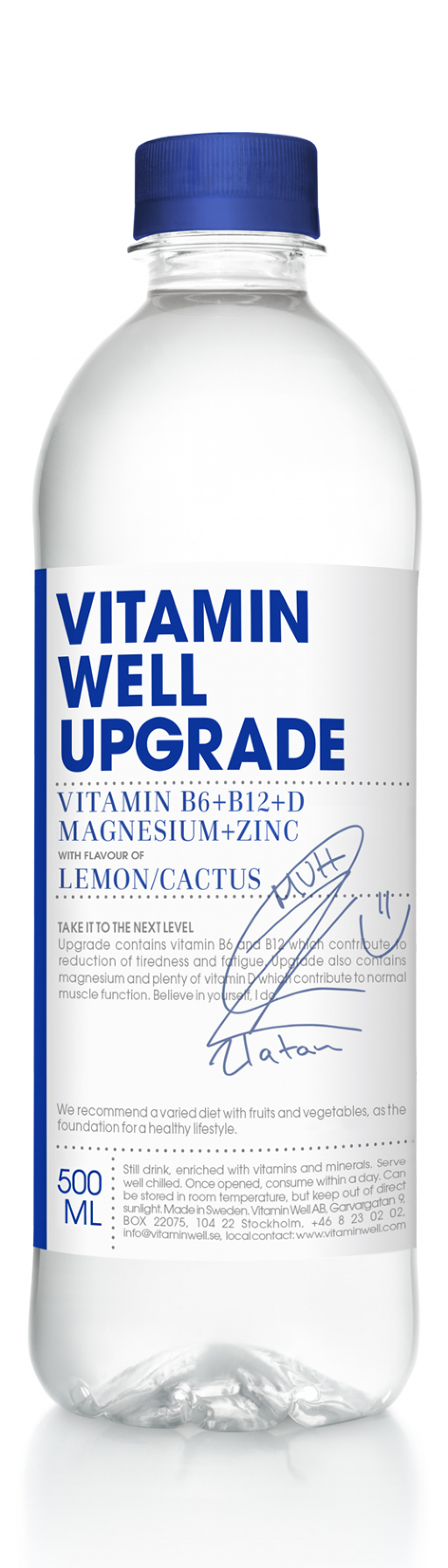Vitamin Well Upgrade 500ml